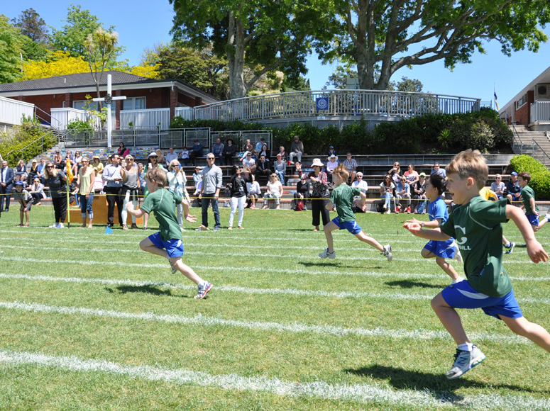 Records Broken at Junior School Athletics