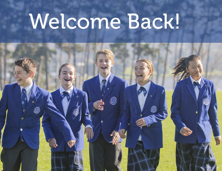 Welcome Back - We Missed You!