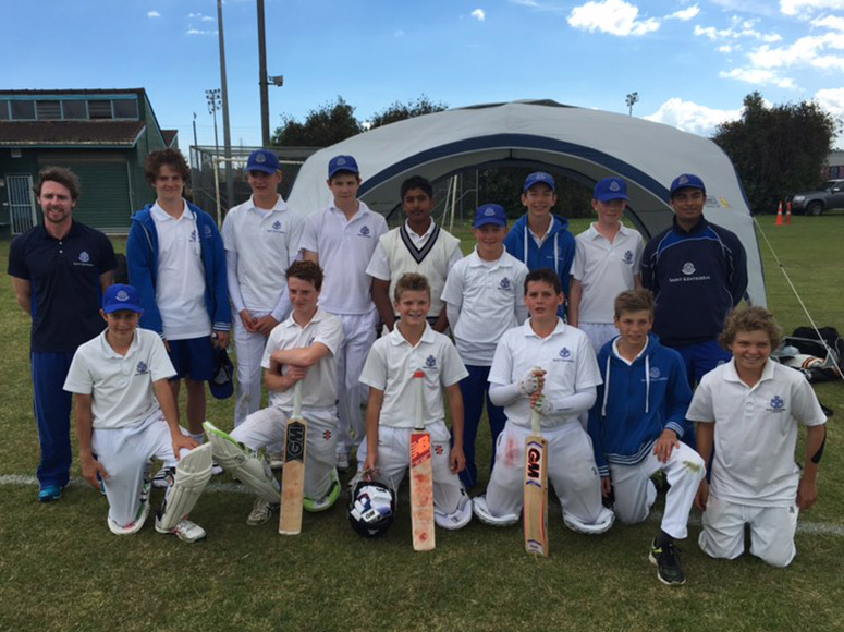 Year 9 Cricket Qualify for Nationals