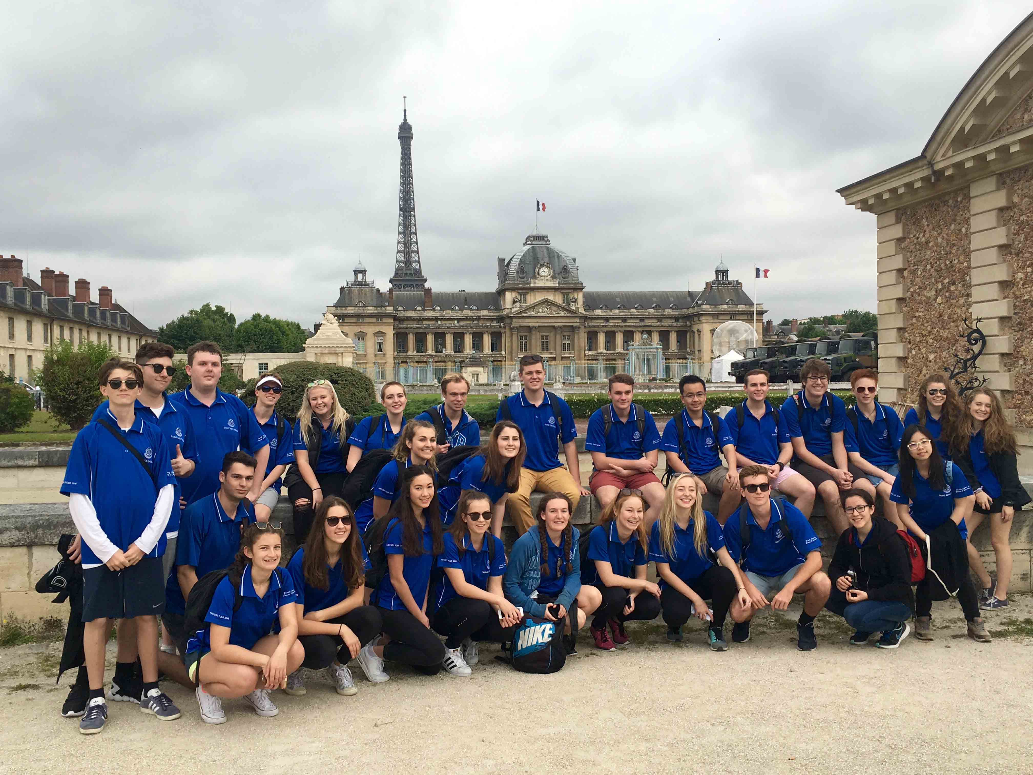 History Trip to Europe, 2016