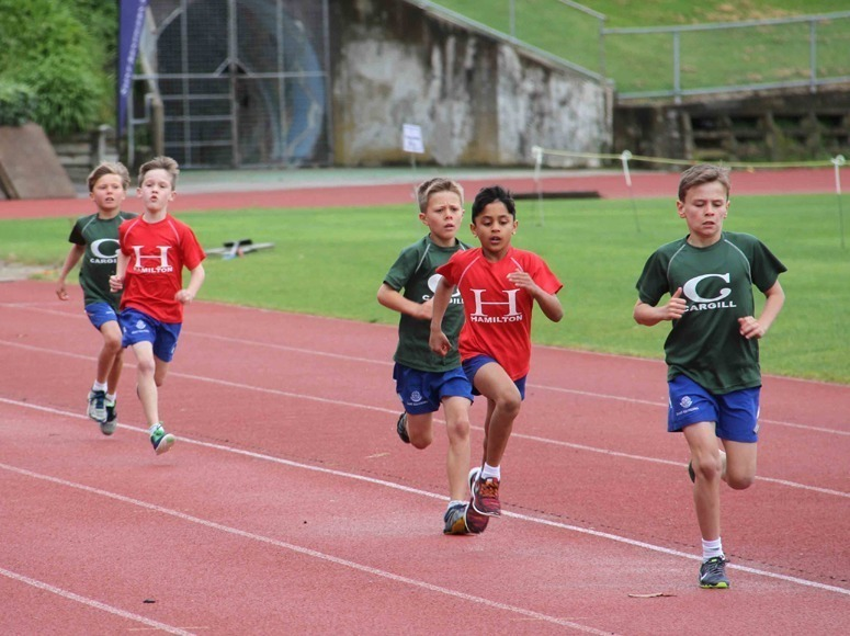 Boys' School Year 4-6 Athletics