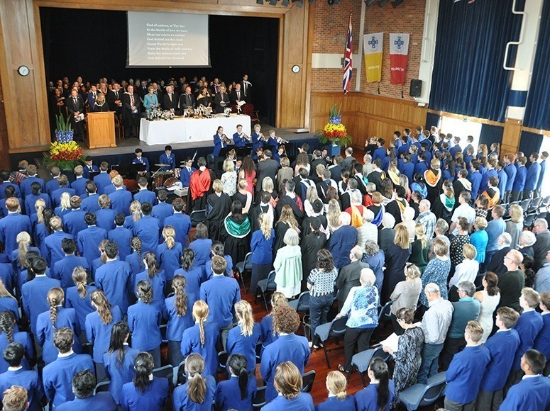 College Senior School Prizegiving 2016