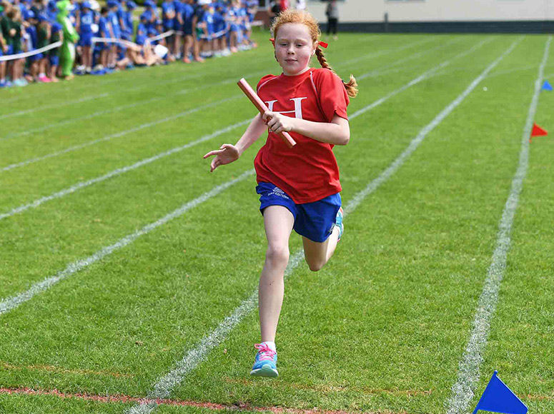 House Athletics Relays