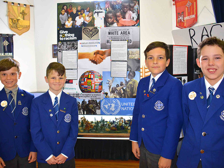 Year 6 Expo – Sharing the Planet