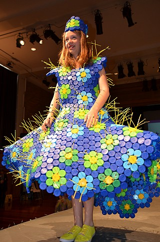 Saint Kentigern The Year 7 And 8 Wearable Arts Show
