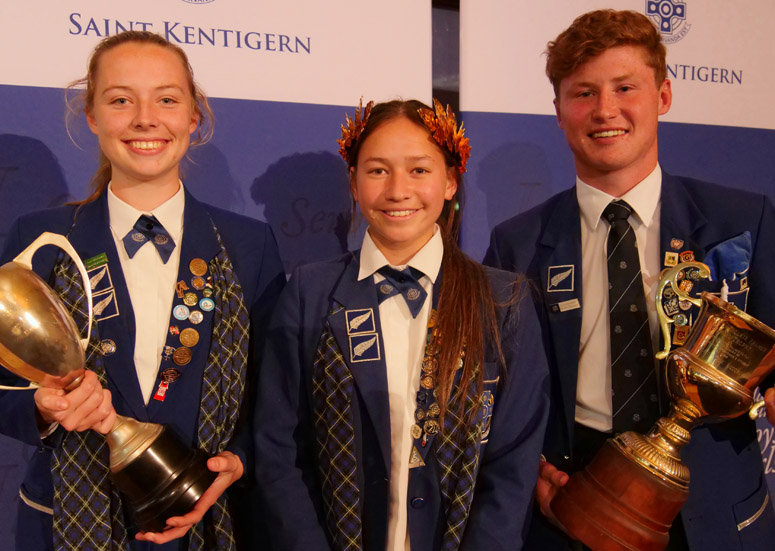 College Sports Dinner and Awards 2019