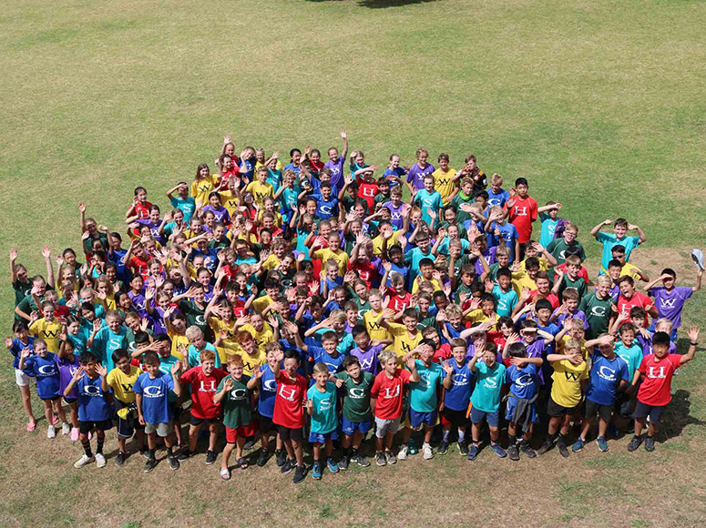 Middle College Year 7 Camp Wasn't Great… It Was Fantastic!