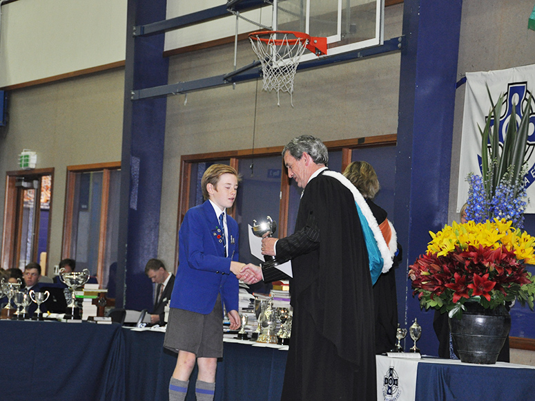 Celebration and Inspiration – Boys' School Prizegiving 2015