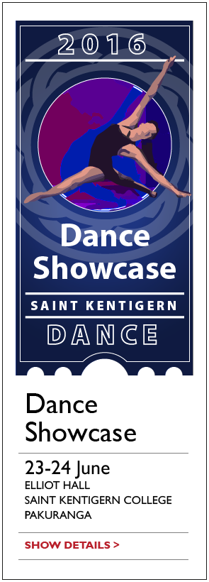 Dance Showcase - Saint Kentigern