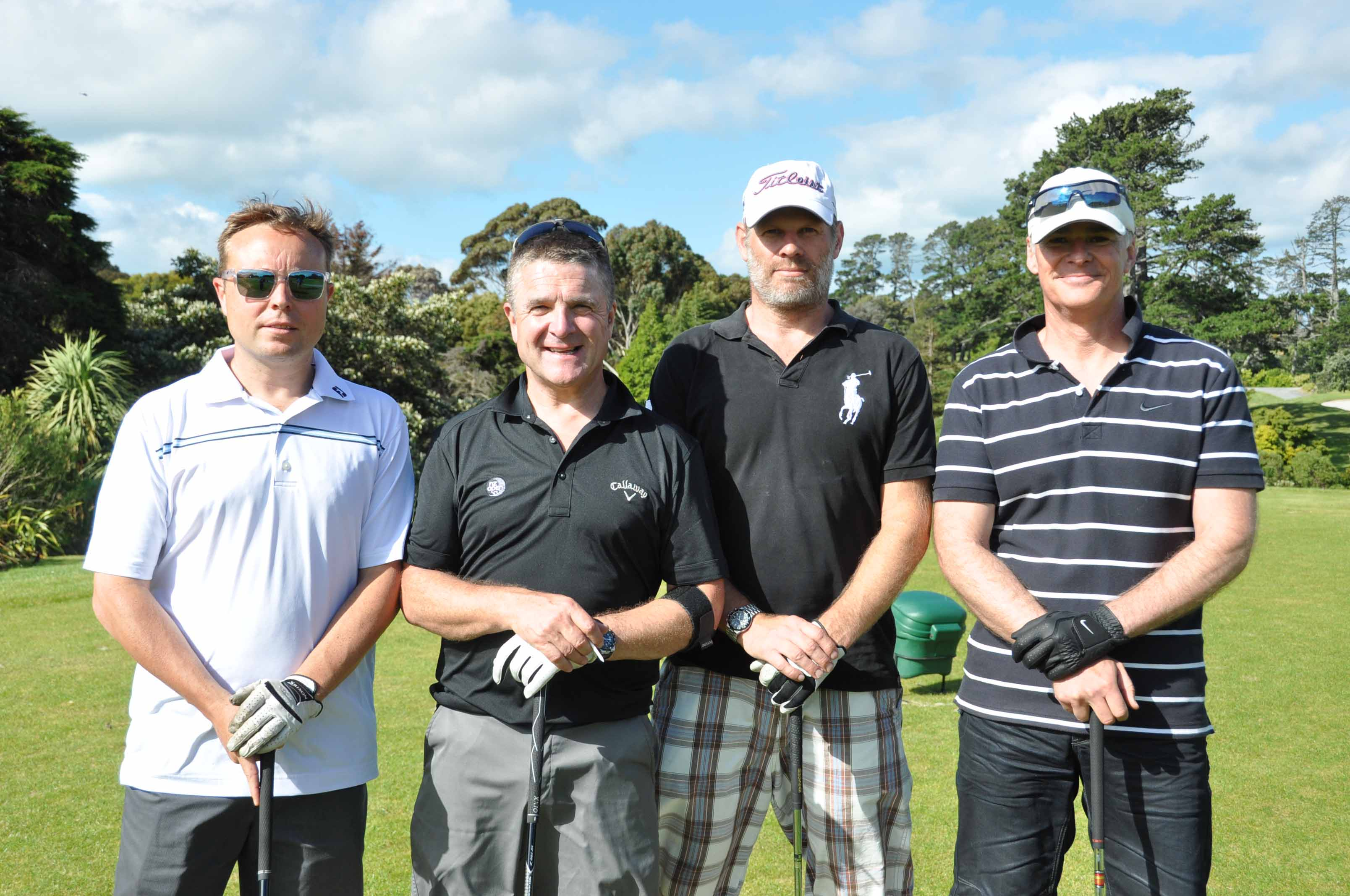 SKOCA Golf Day 2015