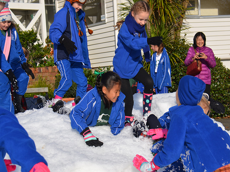 Girls' School Flora MacDonald Day