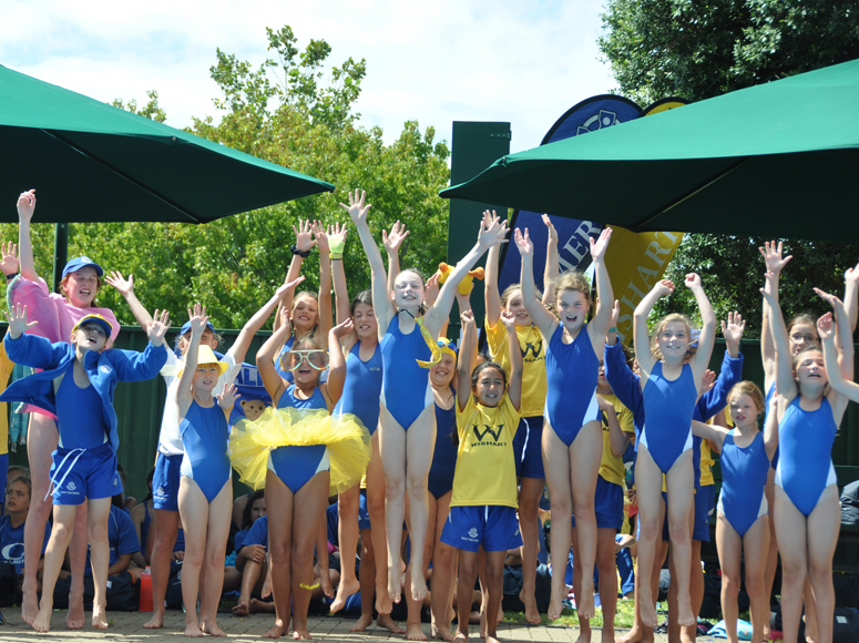 Girls' School Swimming Championships 2016
