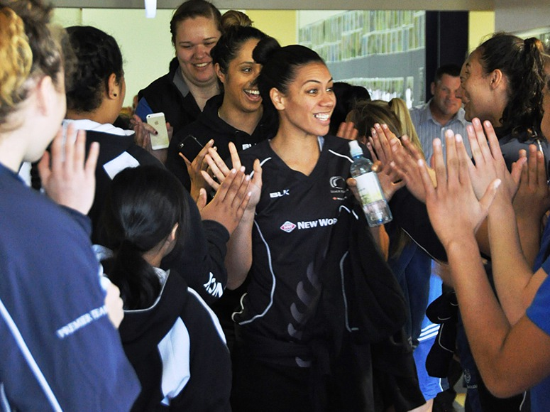 Silver Ferns Boost Netball Dreams