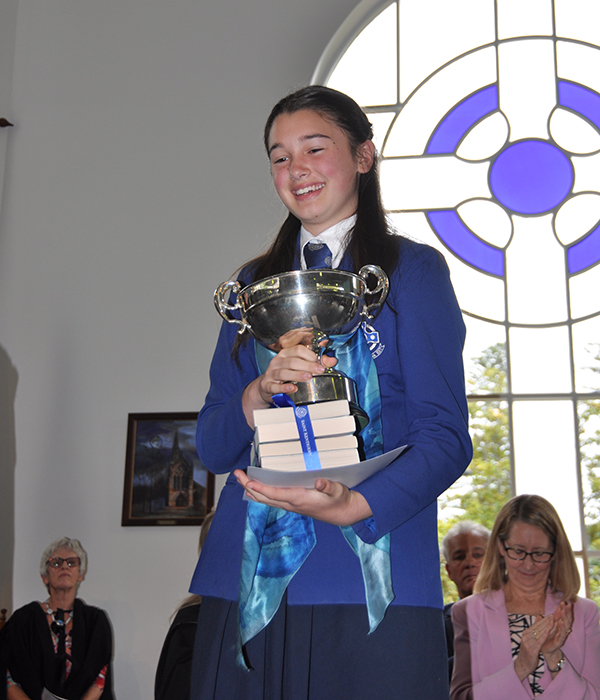 Rewarding Success – Girls' School Prizegiving 2015