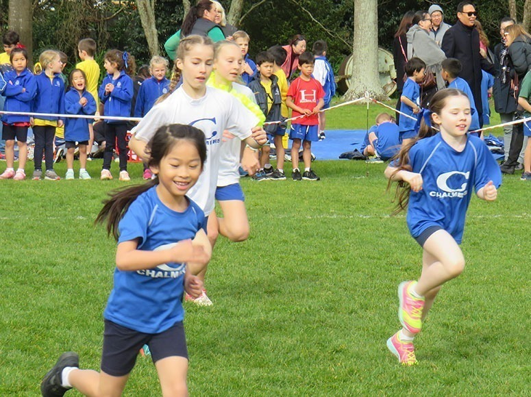 Girls' School Junior Cross Country