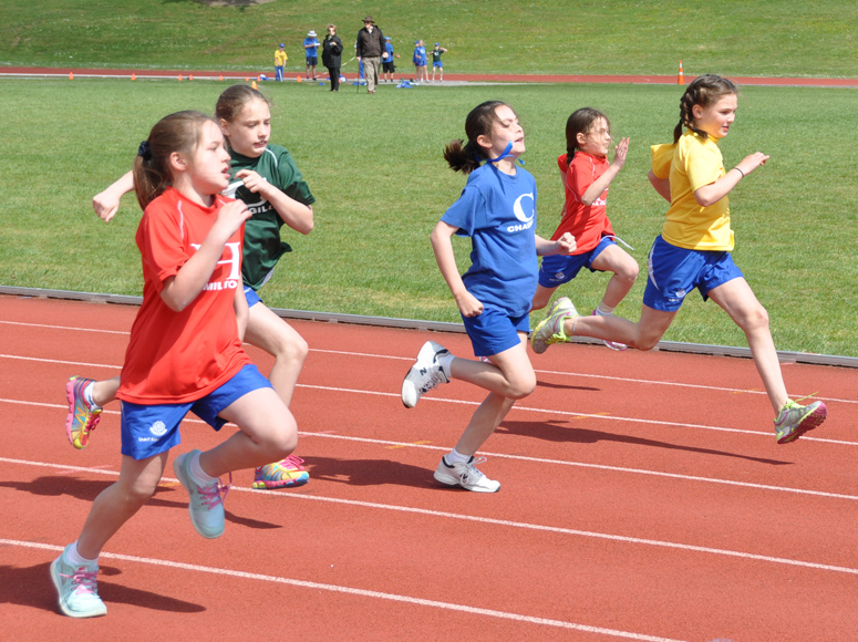 Middle School Athletics Day 2015