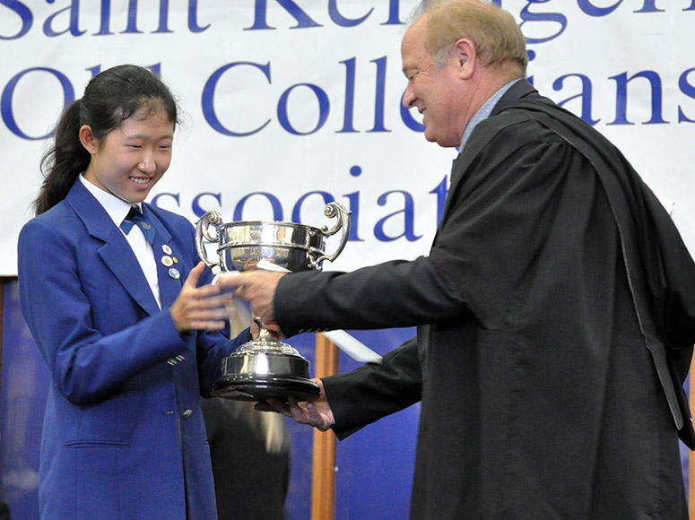 Middle College Prizegiving