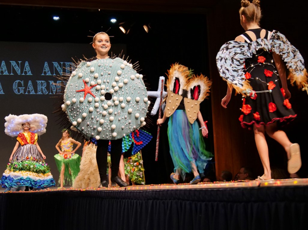 Middle College Wearable Arts Show 2019