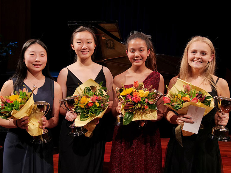 Senior Solo Music Competition 2019