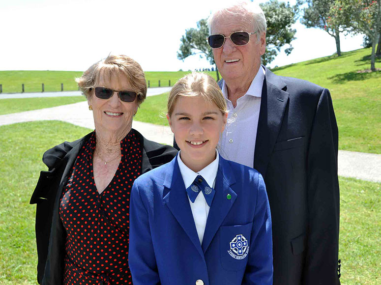 Year 7 Welcomes Grandparents