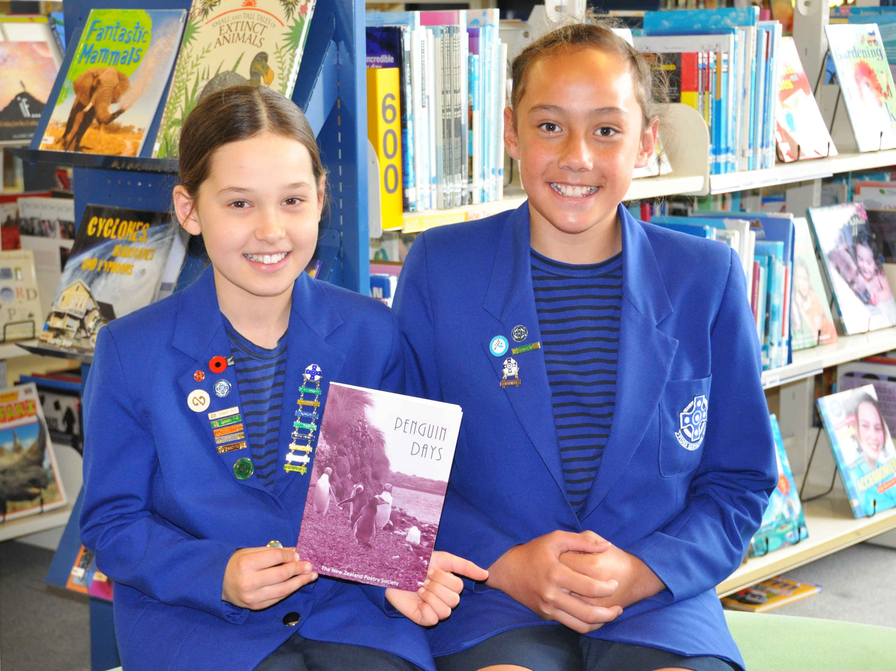 Girls' School Students Published Poets!
