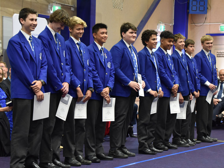 Middle College Prizegiving 2019