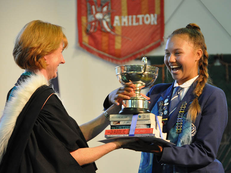 Girls' School Prizegiving 2016
