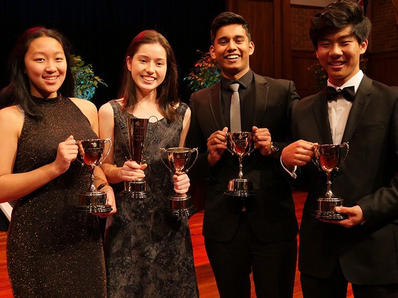 Senior School Solo Music Competition Finals