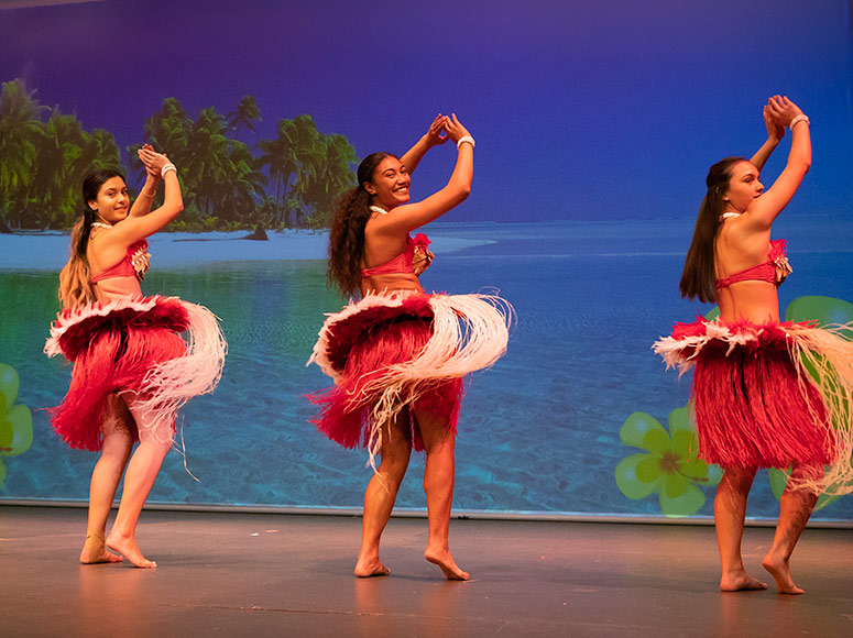Maori and Pasifika Cultural Evening 2018