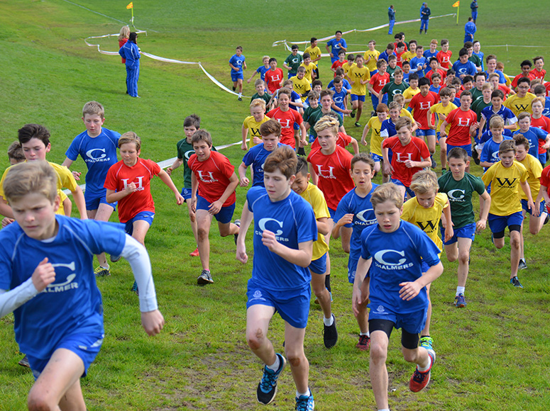 Boys' School Cross Country