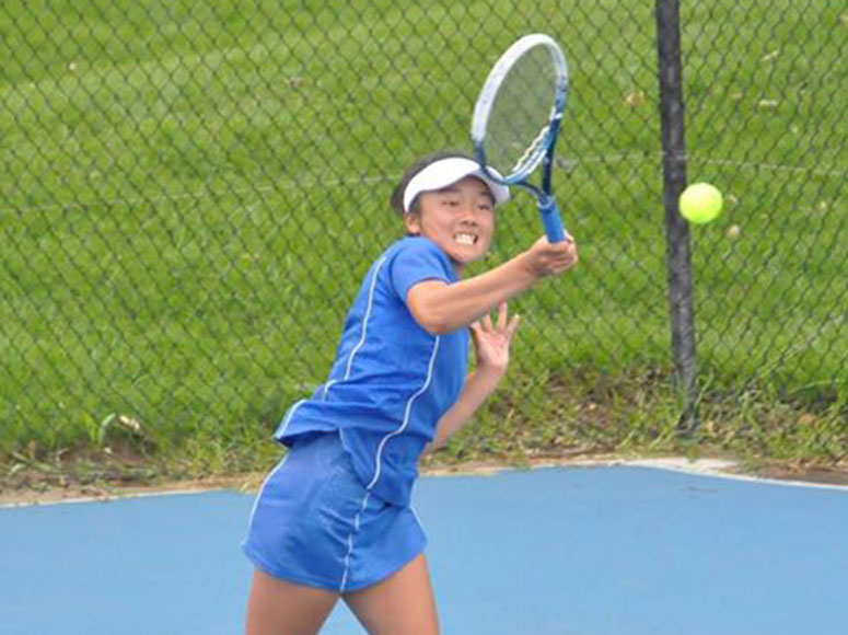 Great Results at National Tennis Championships!