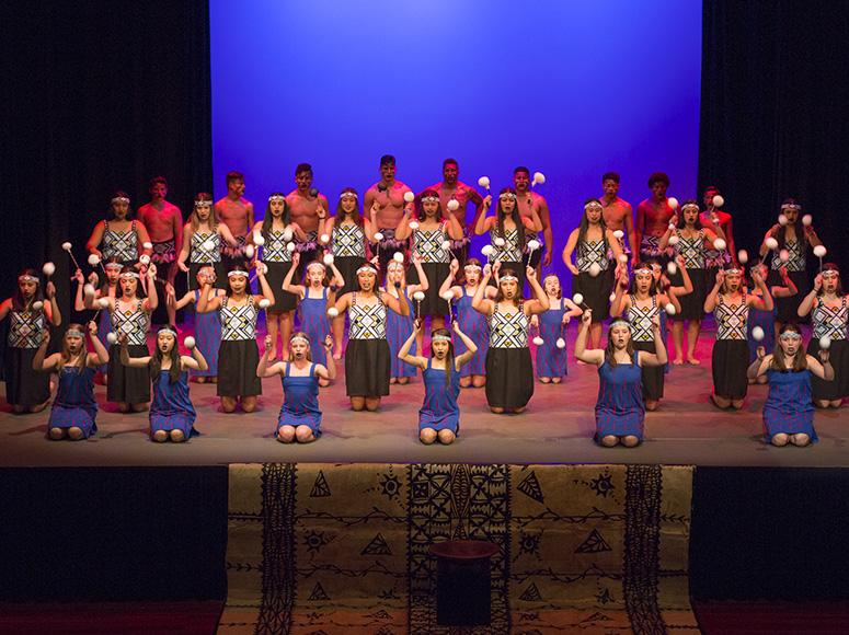 Maori and Pasifika Cultural Evening