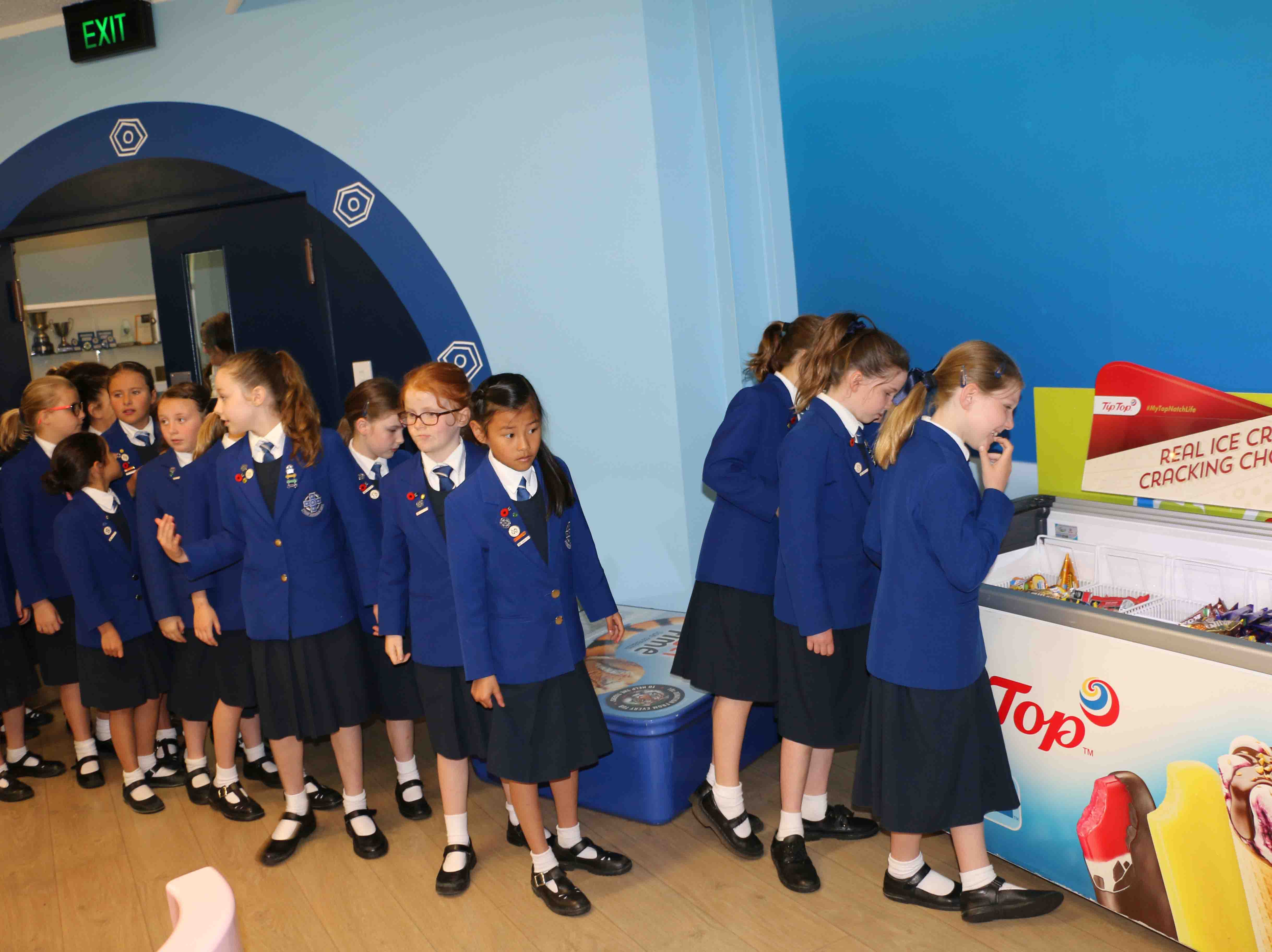 Year 4 Tip Top Factory Tour