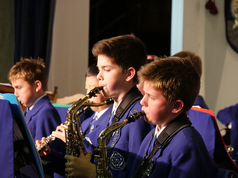Medals for Boys' School Musicians