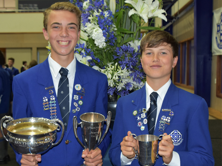 Boys' School Prizegiving 2019